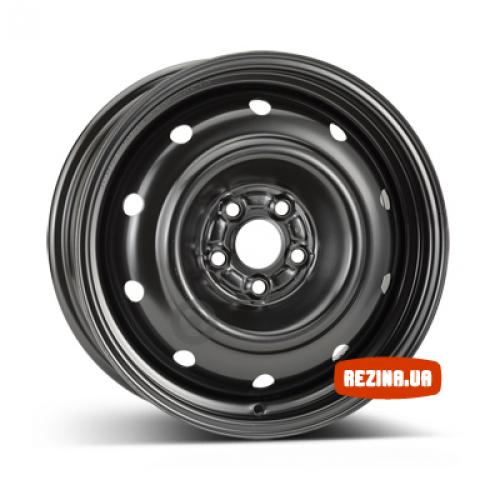 Купить диски KFZ 9552 Subaru R16 5x100 j6.5 ET48 DIA56.1 Black