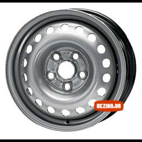 Купить диски KFZ 9680 Volkswagen R16 5x100 j6.5 ET42 DIA57 Black