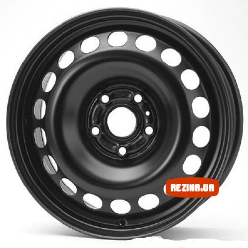 Купить диски KFZ 9702 Volkswagen R16 5x112 j6.0 ET50 DIA57 Black