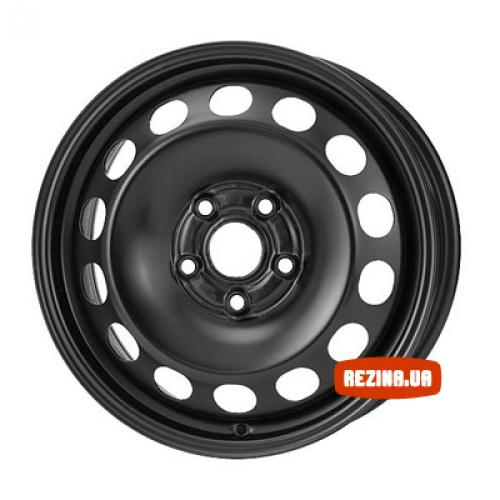 Купить диски KFZ 9915 Volkswagen R16 5x112 j6.5 ET50 DIA57.1 Black