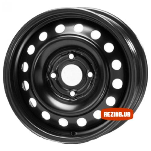 Купить диски KFZ 9985 Reanult R16 4x100 j6.5 ET49 DIA60.1 Black