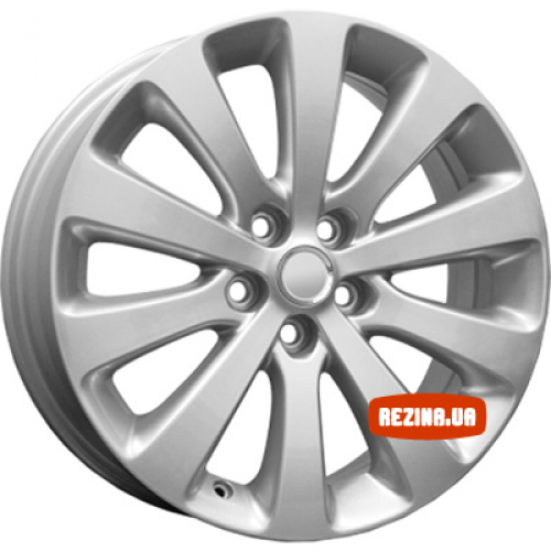 Купить диски КиК КС476 (Opel Astra J) R17 5x105 j7.0 ET42 DIA56.6 silver