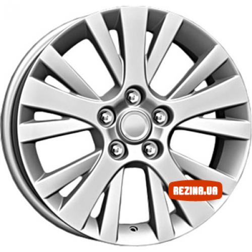 Купить диски КиК КС502 (Mazda 6 GH) R17 5x114.3 j7.0 ET60 DIA67.1 silver