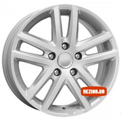 Купить диски КиК КС506 (Volkswagen Passat 3C) R16 5x112 j7.0 ET45 DIA57.1 silver