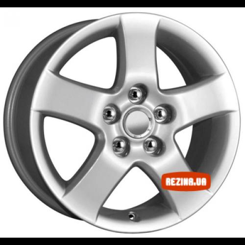 Купить диски КиК Тойота Камри R16 5x114.3 j6.5 ET50 DIA60.1 silver