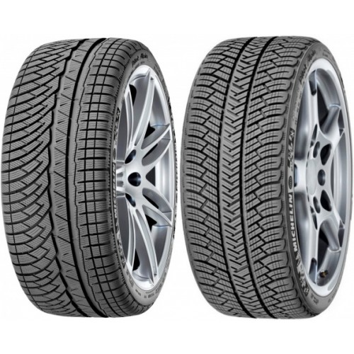 Купить шины Michelin Pilot Alpin 4 235/55 R18 104H XL