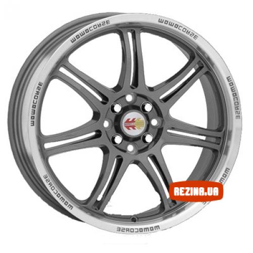 Купить диски Momo Corse R15 4x100 j6.5 ET38 DIA72.3 ANTHRACITE