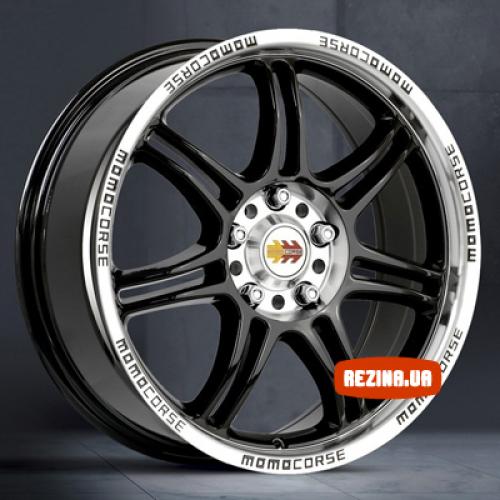 Купить диски Momo Corse R17 5x114.3 j7.5 ET42 DIA72.3 Black