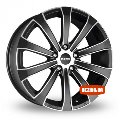 Купить диски Momo Europe R15 4x100 j6.5 ET38 DIA72.3 matt carbon polished