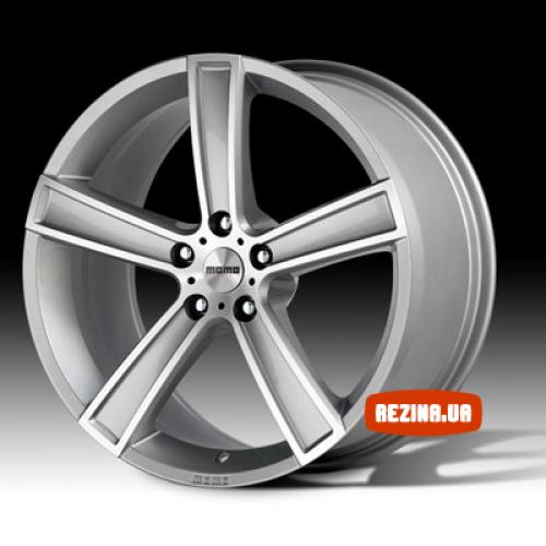 Купить диски Momo Strike R17 5x112 j7.0 ET45 DIA72.3 silver