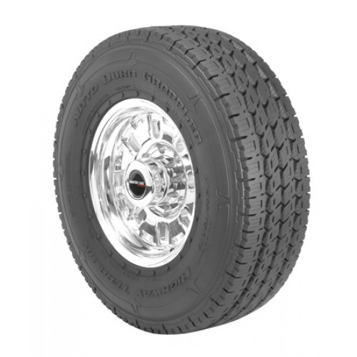 Купить шины Nitto Dura Grappler 275/55 R20 117H