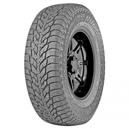Купить шины Nokian Hakkapeliitta LT3 245/70 R17 119/116Q  Шип