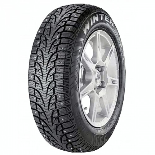 Купить шины Pirelli Winter Carving Edge 245/45 R19 102T  Под шип ROF