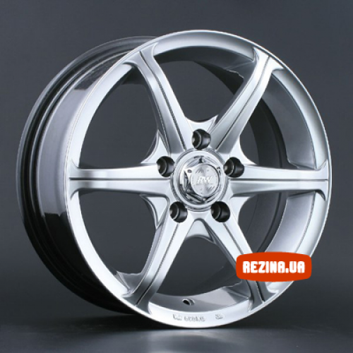 Купить диски Racing Wheels H-116 R13 4x100 j5.5 ET38 DIA67.1 silver