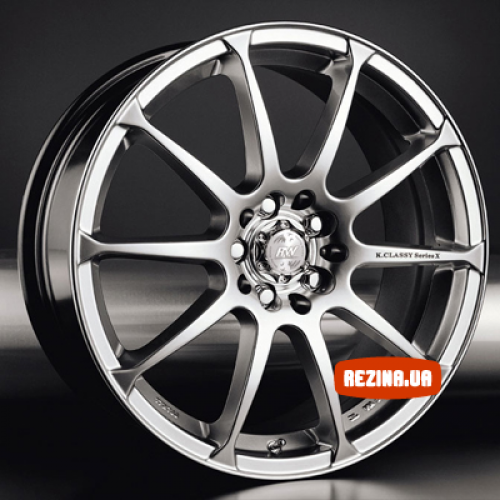 Купить диски Racing Wheels H-158 R15 5x114.3 j6.5 ET45 DIA67.1 HS