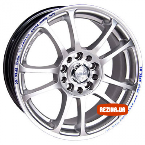 Купить диски Racing Wheels H-161 R14 4x98 j6.0 ET38 DIA58.6 HS
