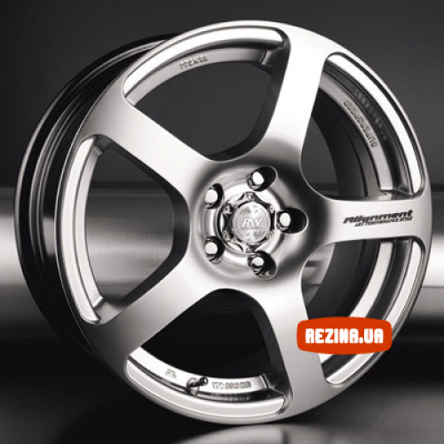 Купить диски Racing Wheels H-218 R16 5x112 j7.0 ET45 DIA57.1 silver