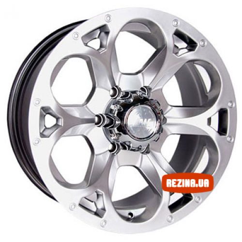 Купить диски Racing Wheels H-276 R17 6x139.7 j8.0 ET20 DIA110.5 HS