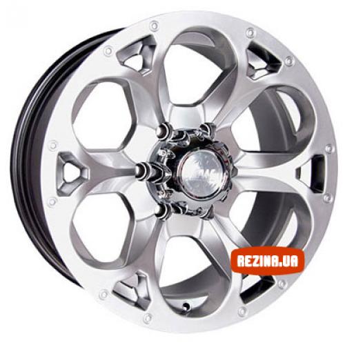 Купить диски Racing Wheels H-276 R16 6x139.7 j8.0 ET10 DIA110.5 HS