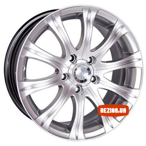 Купить диски Racing Wheels H-285 R15 5x114.3 j7.0 ET38 DIA67.1 silver