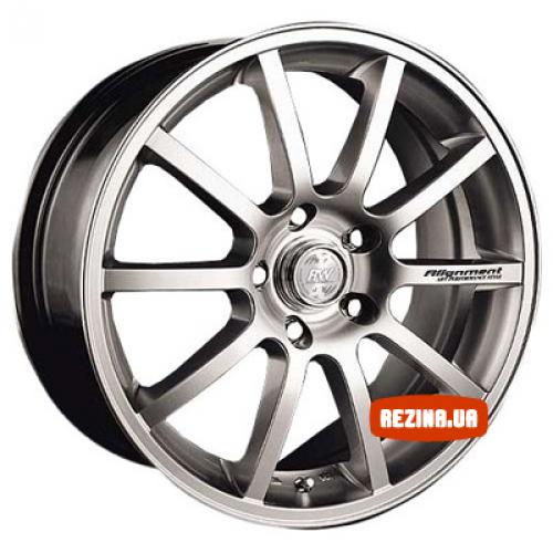 Купить диски Racing Wheels H-286 R16 5x114.3 j6.5 ET45 DIA67.1 DDN-F/P