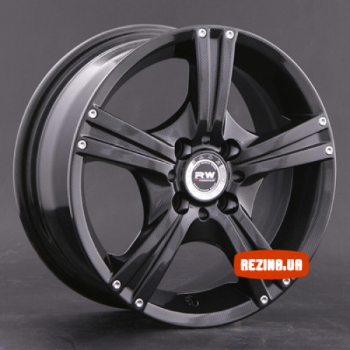 Купить диски Racing Wheels H-326 R15 5x120 j6.5 ET40 DIA72.6 BK-F/P