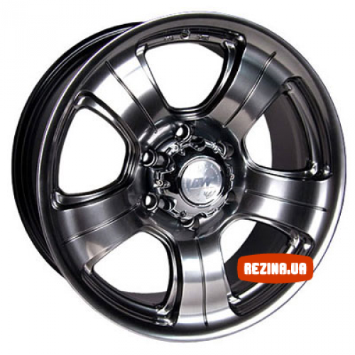 Купить диски Racing Wheels H-338 R16 6x139.7 j8.0 ET10 DIA110.5 HS