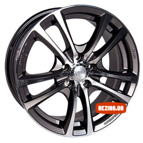 Купить диски Racing Wheels H-346 R16 5x120 j7.0 ET40 DIA72.6 GM-F/P