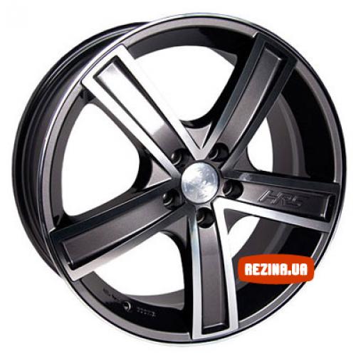 Купить диски Racing Wheels H-412 R14 4x100 j6.0 ET38 DIA67.1 GM-F/P