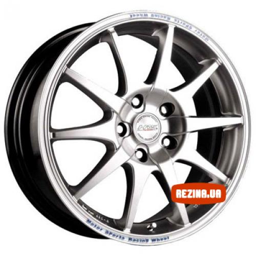 Купить диски Racing Wheels H-415 R16 5x114.3 j7.0 ET40 DIA67.1 BK-F/P