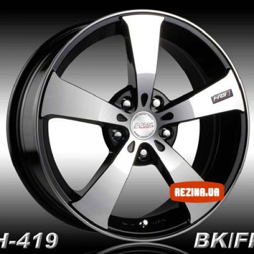 Купить диски Racing Wheels H-419 R17 5x114.3 j7.0 ET35 DIA67.1 HS