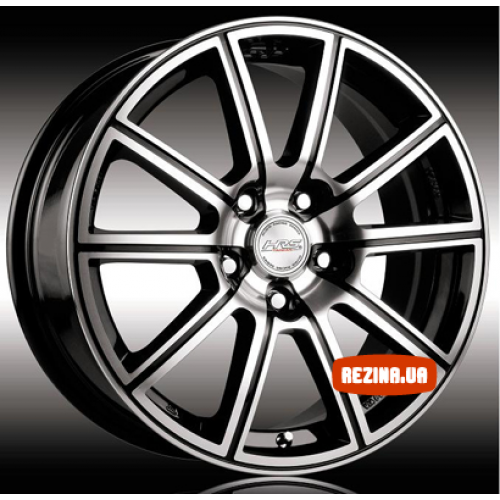 Купить диски Racing Wheels H-423 R16 5x114.3 j7.0 ET40 DIA67.1 BK-F/P