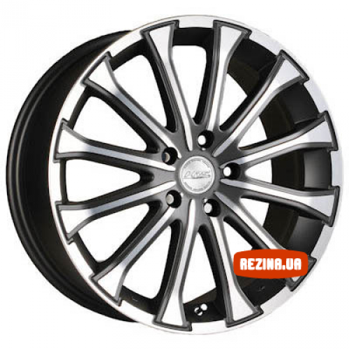Купить диски Racing Wheels H-461 R17 5x108 j7.0 ET45 DIA67.1 BK-F/P