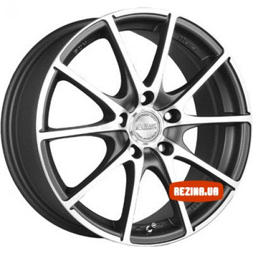 Купить диски Racing Wheels H-490 R15 4x114.3 j6.0 ET40 DIA67.1 Black