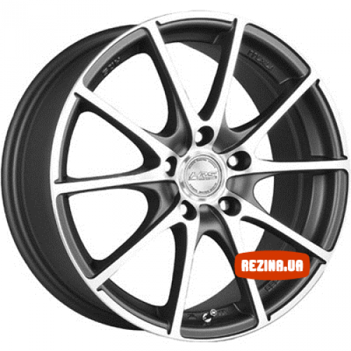Купить диски Racing Wheels H-490 R14 4x114.3 j6.0 ET38 DIA67.1 DDN-F/P