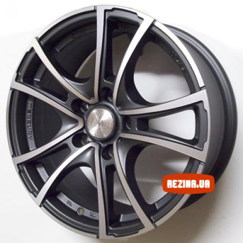 Купить диски Racing Wheels H-496 R14 4x98 j5.5 ET38 DIA58.6 Black
