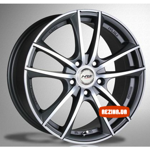 Купить диски Racing Wheels H-505 R17 5x114.3 j7.0 ET39 DIA73.1 DDN-F/P