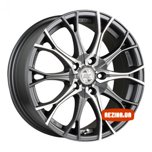 Купить диски Racing Wheels H-530 R15 4x114.3 j6.5 ET40 DIA67.1 DDN-F/P
