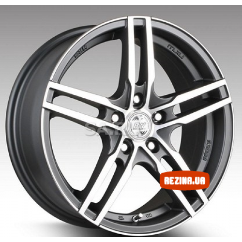 Купить диски Racing Wheels H-534 R15 5x100 j6.5 ET35 DIA57.1 DDN-F/P