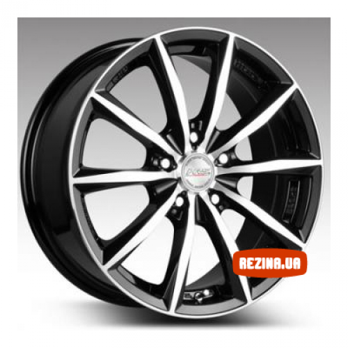 Купить диски Racing Wheels H-536 R15 5x112 j6.5 ET40 DIA57.1 BK-F/P