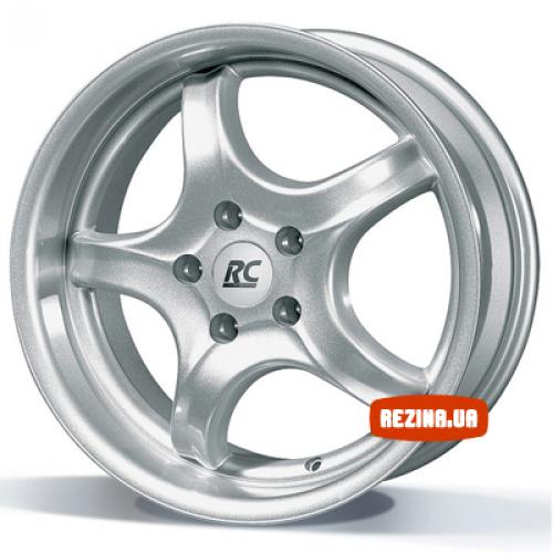 Купить диски RC Design RC-01 R15 5x114.3 j7.0 ET35 DIA72.6 KS