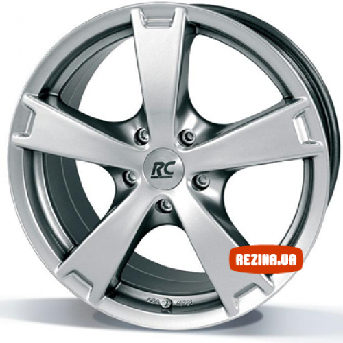 Купить диски RC Design RC-09 R16 5x100 j7.5 ET35 DIA72.6 CSS1