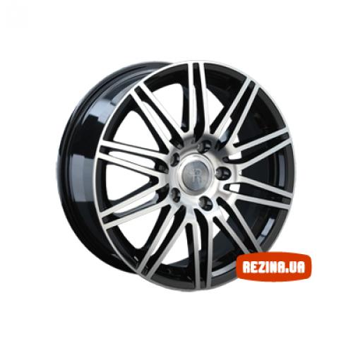 Купить диски Replay Audi (A40) R20 5x130 j9.0 ET60 DIA71.6 BKF