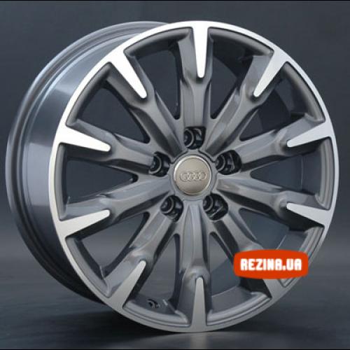 Купить диски Replay Audi (A46) R17 5x112 j8.0 ET39 DIA66.6 GMF