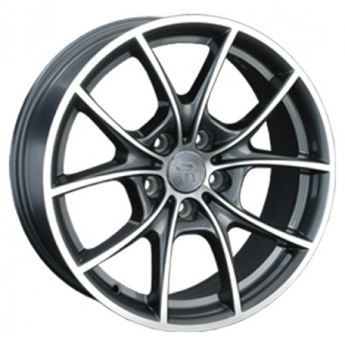 Купить диски Replay BMW (B136) R18 5x120 j8.0 ET30 DIA72.6 GMF