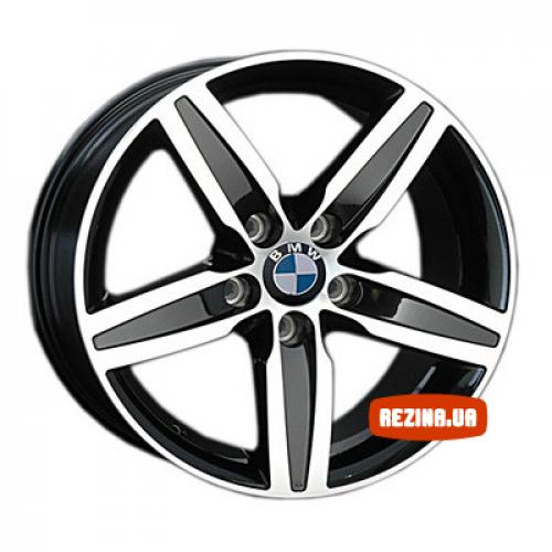 Купить диски Replay BMW (B142) R17 5x120 j8.0 ET30 DIA72.6 BKF