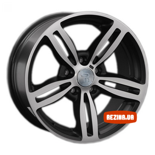 Купить диски Replay BMW (B58) R17 5x120 j8.0 ET34 DIA72.6 MBF