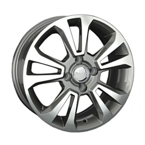 Купить диски Replay Chevrolet (GN88) R15 4x100 j6.0 ET39 DIA56.6 GMF