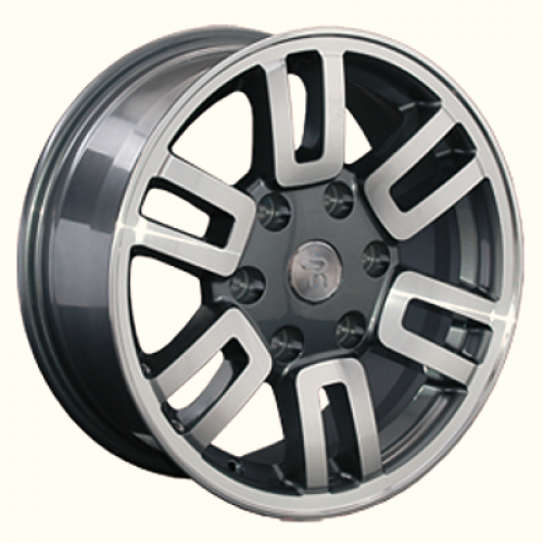Купить диски Replay Ford (FD38) R16 6x139.7 j7.0 ET10 DIA93.1 MBF