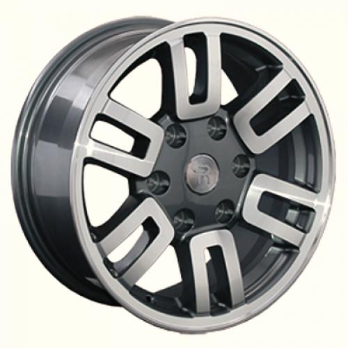 Купить диски Replay Ford (FD38) R16 6x139.7 j7.0 ET10 DIA93.1 MBF